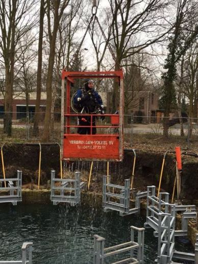 Phase 1: Diving inspection