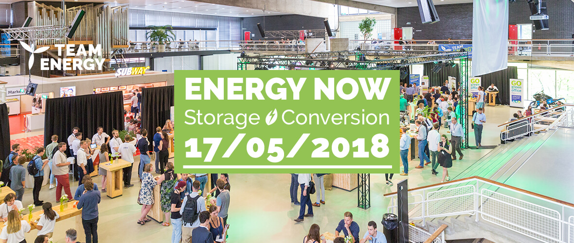 Energy Now Storage Conversion 17 mei 2018
