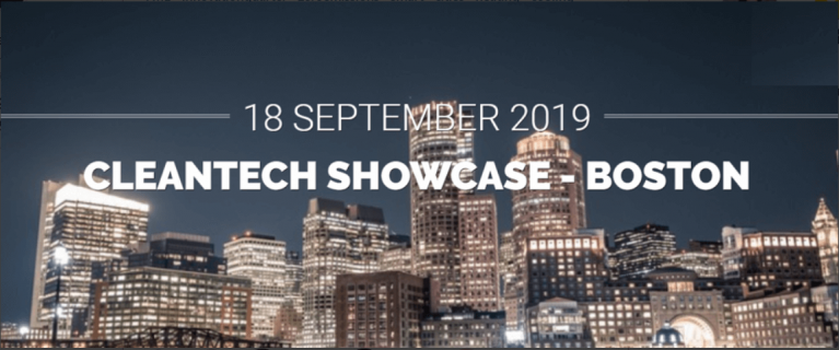 Cleantech Showcase Boston