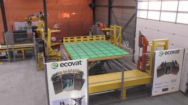 Ecovat productie